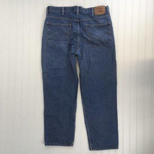 Levis 550 Relaxed Fit Jeans Mens 38 x 30